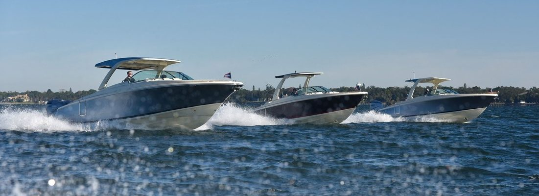 Chris Craft outboards