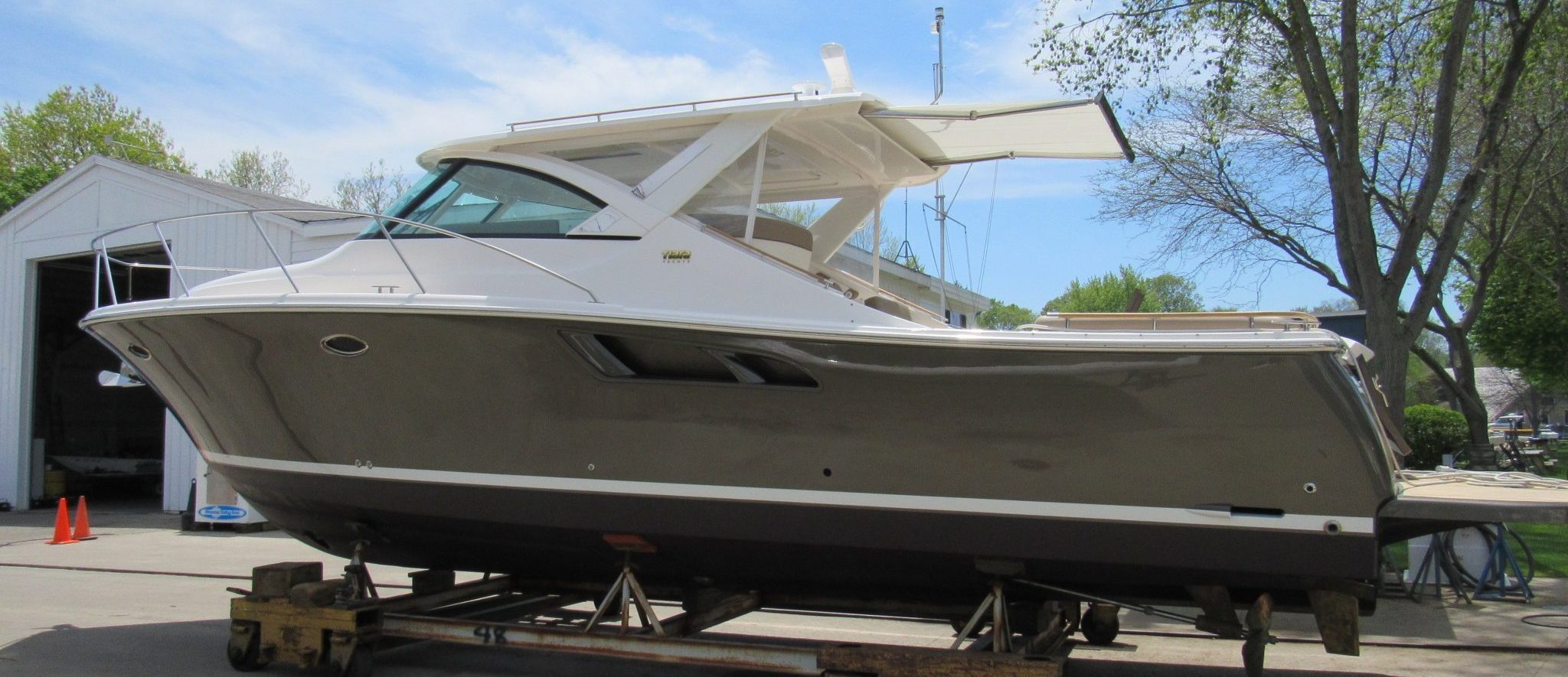 Tiara 36 Tower Marine Boat Sales